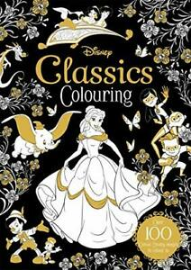 Disney Classics Colouring by Igloo Books (Paperback 2020) New Book