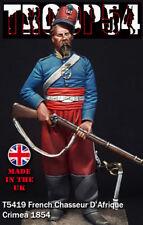 Troop54 French Chasseur D'Afrique Crimean War 54mm Unpainted kit