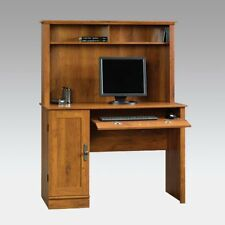 Sauder Harvest Hill Computer Desk and Hutch
