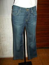 Pantalon Jeans 7/8 LE TEMPS DES CERISES 302 Basic W30 40FR taille basse 19vh16