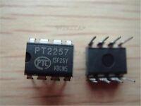1Pcs DIP8 Electronic Volume Controller PT2257 Ic New