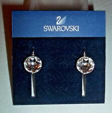 SWAROVSKI 883551 BELLA CLEAR CRYSTAL EARRINGS