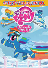 DVD Movie - My Little Pony Cartoon - Friendship Magic - Soarin' Over Equestria