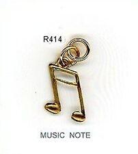 new NAIL ART DANGLE  MUSIC NOTE  CHARM Jewelry