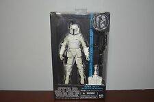"Hasbro Star Wars 6"" The Black Series BOBA FETT PROTOTYPE ARMOR Figure Blue Box"