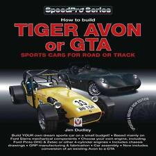 NEW &  SEALED HOW TO BUILD TIGER AVON OR GTA BOOK ROAD TRACK KIT CAR SPORTS CAR