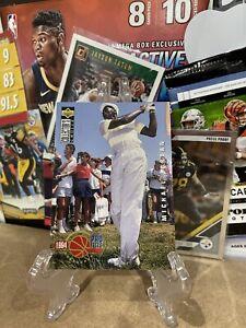 Michael Jordan Rare Golf Card Upper Deck Chicago Bulls 🏀🔥
