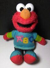 Sesame Street Hasbro 2013 Talking ABC's Elmo - Pre Owned!