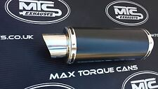 Kawasaki ZZR1400 2012 >  Black GP Pro RACE Motorbike Exhaust Can