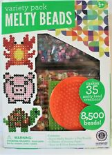 Melty Beads Animal Friends: Make 35 Creations!