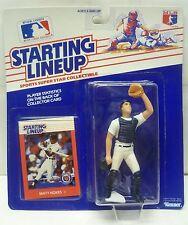 1988  MATT NOKES - Starting Lineup - SLU - Sports Figurine - DETROIT TIGERS