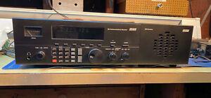 DRAKE 1920 R8 SHORTWAVE RECEIVER WITH OPTIONAL VHF CONVERTER & MS8 SPEAKER