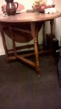 Drop leaf table for sale, used but still in good condition