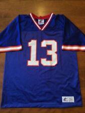 Vintage 90's New York Giants Danny Kanell #13 Football Jersey Boys Sz Xl (18-20)