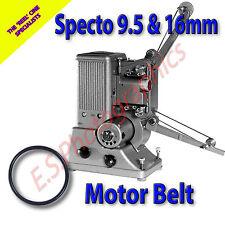 SPECTO 9.5/16mm DUAL CINE PROIETTORE Cinghia di trasmissione (modello, come mostrato nella foto solo)