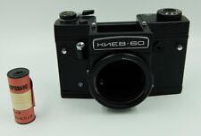 KIEV-60 KIEV 60 Black 6 x 6 Medium USSR Russian SLR camera body only #8805718