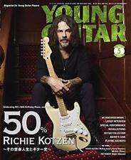 Young Guitar May 2020 Magazine Rock Music Richie Kotzen Joe Satriani Japan F/S