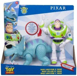 NEW Toy Story Buzz LIghtyear & Trixie