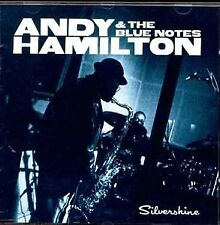 Andy Hamilton - SILVERSHINE [CD]