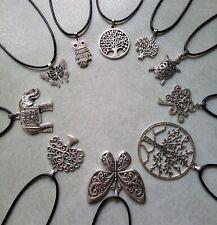 lot bijoux 20 colliers 10 modéles arbre de vie papillon tortue neuf/revendeur