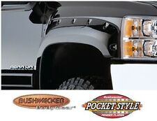 Bushwacker 40087-02 Pair of Front Pocket Style Fender Flares for Chevy Silverado
