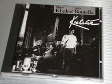 CHEB KHALED SAFY BOUTELLA KUTCHE CD MADE IN FRANCE LA CAMEL EL LELA CHAB RASSI