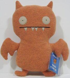 ULTRA RARE Orange THAWED VERSION ICE-BAT Uglydoll! ONLY 200 MADE! 2004 GR Exclu.