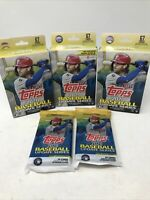 Lot of 2020 Topps Update Series Hanger Boxes FACTORY SEALED  FAST SHIP 269 Total