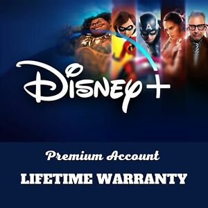 Disney plus account ✅ 4 Screen ✅ 4k ✅ 1 year ✅ Life Time ✅ INSTANT DELIVERY ✅