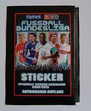 Topps Bundesliga 2009-2010 Stickers Complete Set