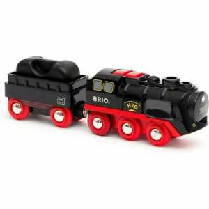 33884 Brio Battery Operated Steam Steaming Engine * NEW for 2021 * UK Seller