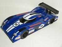 Scalextric - Le Mans Blue #11- Mint