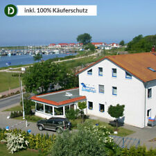 Ostsee 3 Tage Ostseebad Rerik Kurzurlaub Hotel Haffidyll Reise-Gutschein Strand