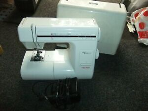 JANOME  SEWING  MACHINE  MY EXCEL 18W  WORKING