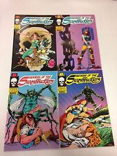 Swords Of The Swashbucklers #1 #2 #3 #4 #5 #6 #7 #8 #9 #10 #11 #12 complete set
