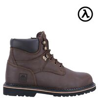 """MCRAE INDUSTRIAL 6"""" STEEL TOE WORK BOOTS MR86344 * ALL SIZES"""