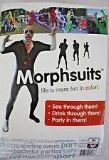 Morphsuits Zombie Halloween Costume Adult Unisex Mens Womens Pretend Fantasy M