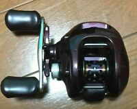 Used 00 Scorpion 1001 Shimano Left Handed Baitcasting Reel F/S from Japan