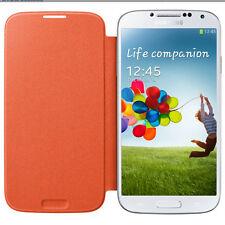 Samsung Flip Cover Arancio per Galaxy S4 B0321874