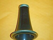 COMMADORE CLARINET BELL GOOD USED