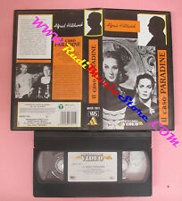 VHS film IL CASO PARADINE 1991 Alfred Hitchcock MONDADORI VIDEO (F153) no dvd