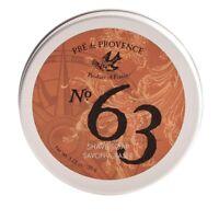 Pre de Provence No.63 Men's Shave Soap in Tin 150g 5.25 oz