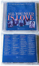 STARS SINGEN 48 HITS DER BEATLES - Dave Berry, Paul Jones,... Readers DO-CD TOP