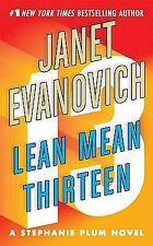 Lean Mean Thirteen Janet Evanovich Stephanie Plum Mystery Paperback