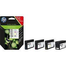 Multipack tinta HP C2p43ae 950xl 951xl