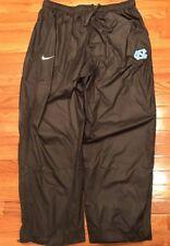 Nike UNC North Carolina Tar Heels Jogging Wind Pants NWOT 2XL XXL Embroidered