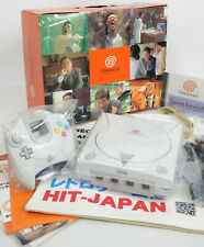 Dreamcast DC Hello Kitty Blue Console System Boxed Tested No Controller 13041259