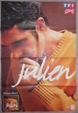 Affiche JULIEN CLERC Album Julien VIRGIN 1997
