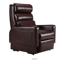 Cozzia MC-520 Mobility Lay-Flat Lift Chair Zero Gravity Infinite Recliner Cranbe