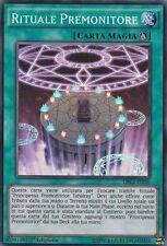 YU-GI-OH! DRL2-IT036 Rituale Premonitore Super Rara YUGIOH Ita